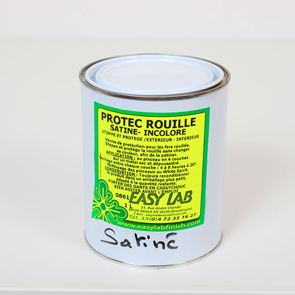 protection rouille satiné 1l